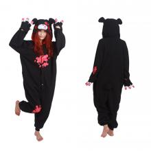 Gloomy Bear  polar fleece pyjama dress hoodie