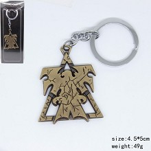The other anime key chain