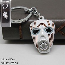 The Nightmare Before Christmas key chain