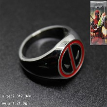 Deadpool ring