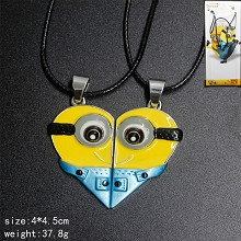 Despicable Me necklaces a set