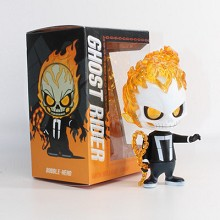 HT Ghost Rider shake head figure