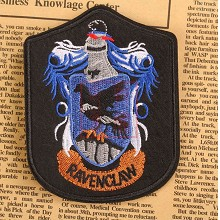 Harry Potter Ravenclaw badge emblem