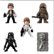 Star wars figures set(5pcs a set)