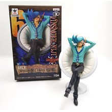 One Piece Vinsmoke Niji anime figure