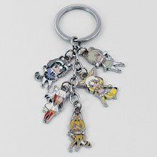 Kemono Friends key chain
