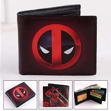 Deadpool anime wallet