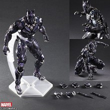 Play arts Black Panther figure