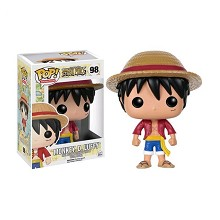 FUNKO POP 98 One Piece Luffy anime figure