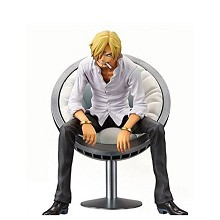 One Piece DXF Vinsmoke Sanji anime figure