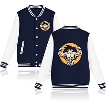 Dragon Ball anime baseball uniform cloth hoodie