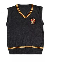 Harry Potter Gryffindor V vest t-shirt cloth