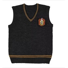 Harry Potter Hufflepuff V vest t-shirt cloth