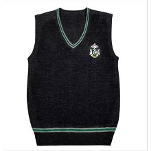 Harry Potter Slytherin V vest t-shirt cloth