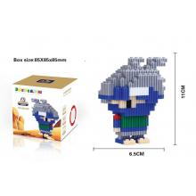 Naruto anime Kakashi Building Blocks