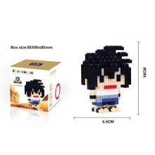 Naruto anime Sasuke  Building Blocks