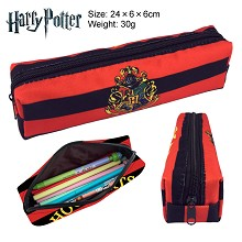 Harry Potter canvas pen bag pencil case