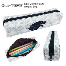 Game of Thrones canvas pen bag pencil case