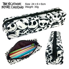 The Nightmare Before Christmas canvas pen bag penc...