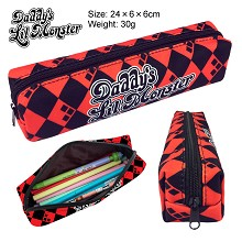 Suicide Squad canvas pen bag pencil case
