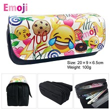 EMOJI pen bag pencil case