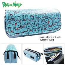Rick and Morty pen bag pencil case