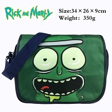 Rick and Morty satchel shoulder bag