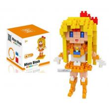 Sailor Moon anime Building Blocks