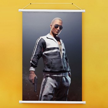 Playerunknown's Battlegrounds wallscroll