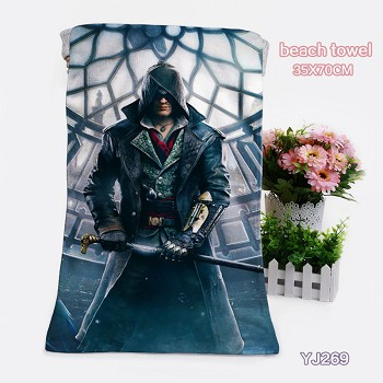Assassin's Creed towel