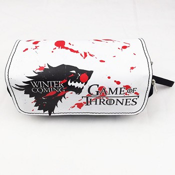 Game of Thrones pen bag pencil case