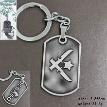 Critical Strike Portable key chain
