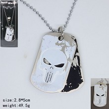 Punisher necklace
