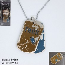 Thor necklace