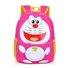 Doraemon kindergarten children backpack bag