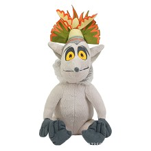 12inches King Julien anime plush doll