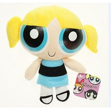 7inches The Powerpuff Girls anime plush doll