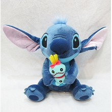 10inches Stitch anime plush doll