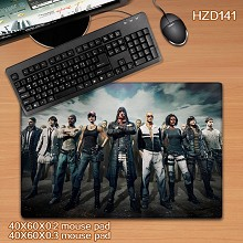 Playerunknown's Battlegrounds mouse pad