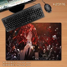 Land of the Lustrous anime mouse pad