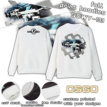 Counter Strike full print hoodies