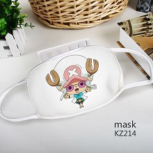 One Piece anime mask