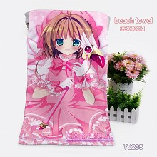 Card Captor Sakura anime towel