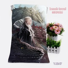 Game of Thrones towel
