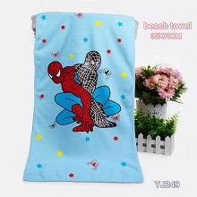 Spider Man towel