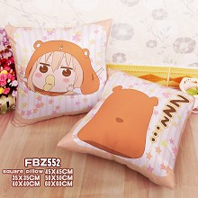 Himouto Umaru-chan anime two-sided pillow