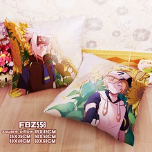 AOTU anime two-sided pillow