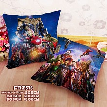 The Avengers two-sided pillow