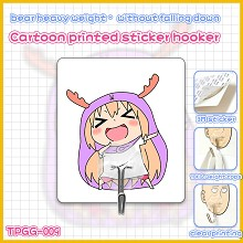 Himouto Umaru-chan anime cartoon printed sticker hook