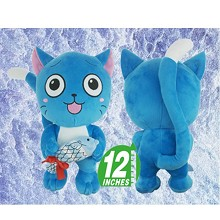 12inches Fairy Tail Happy plush doll